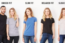 T-shirt Fits