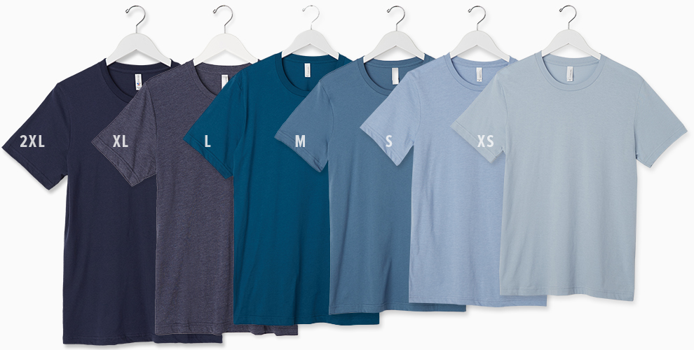5eda5fcad30 How to Choose the Right Size Tees for Your Order - Beyond the Blank