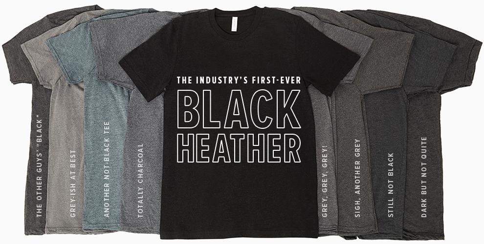 Fist Ever Black Heather