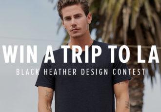 Black Heather Design Contest