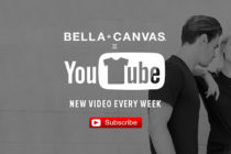 Announcing: The Launch of the BELLA+CANVAS YouTube Channel!