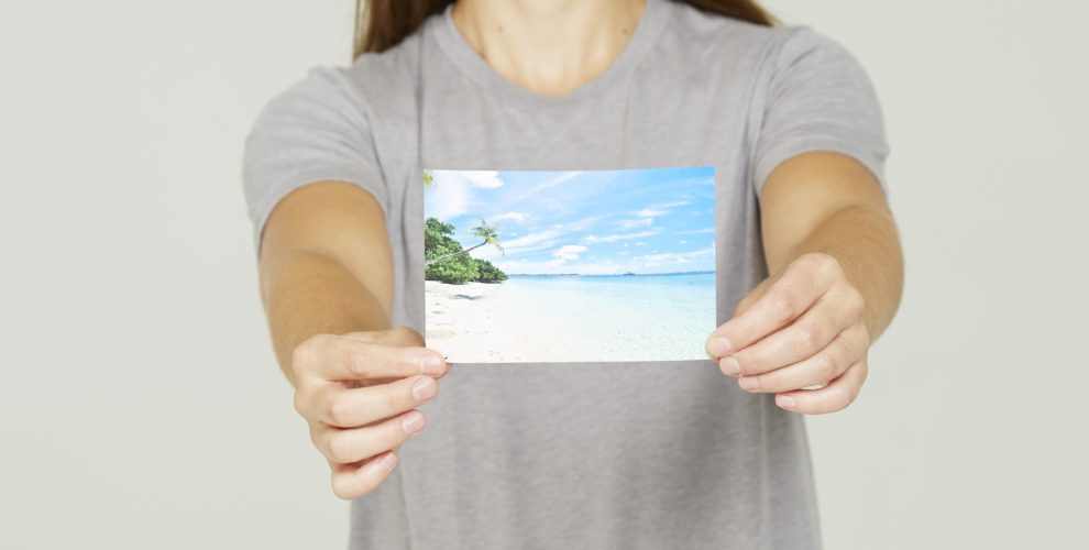 Photo-Realistic Screen Print