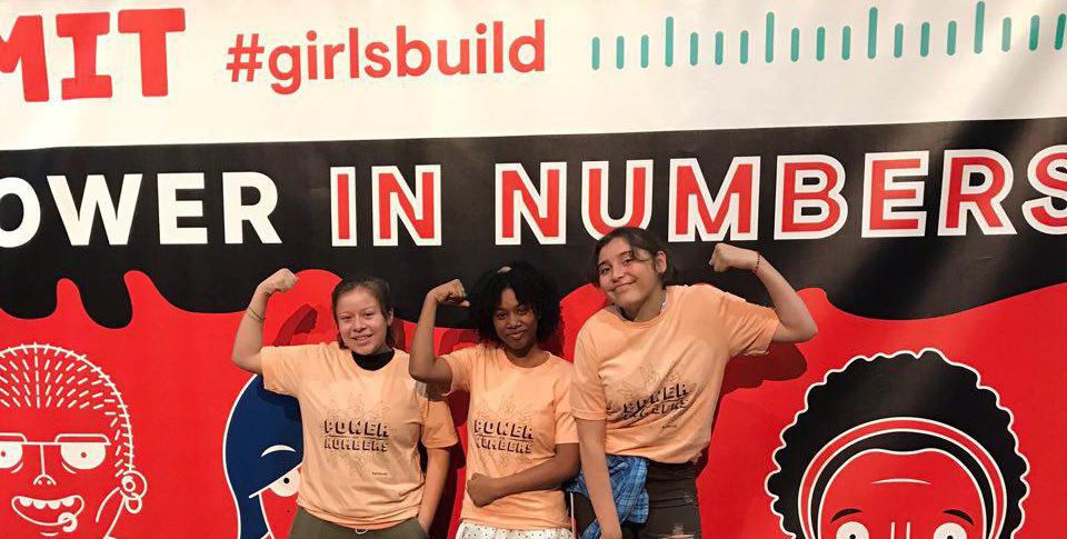 Girls Build Leadership Summit