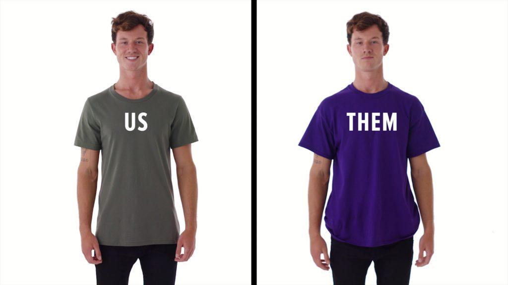Side-seamed tee vs tubular tee