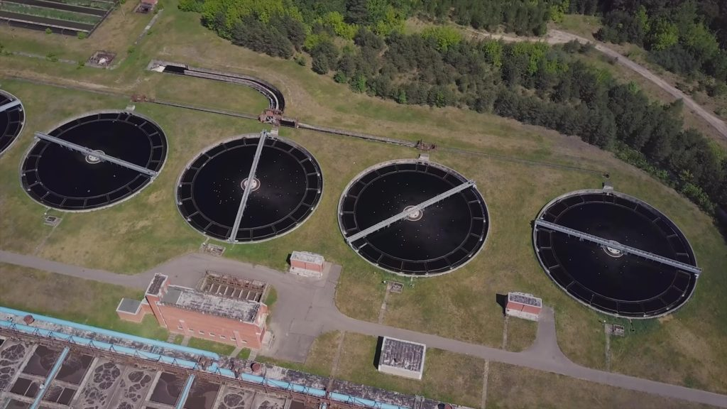 dirty manufacturing: toxic water waste